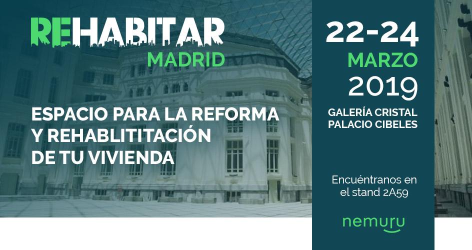 Nemuru en Rehabitar Madrid